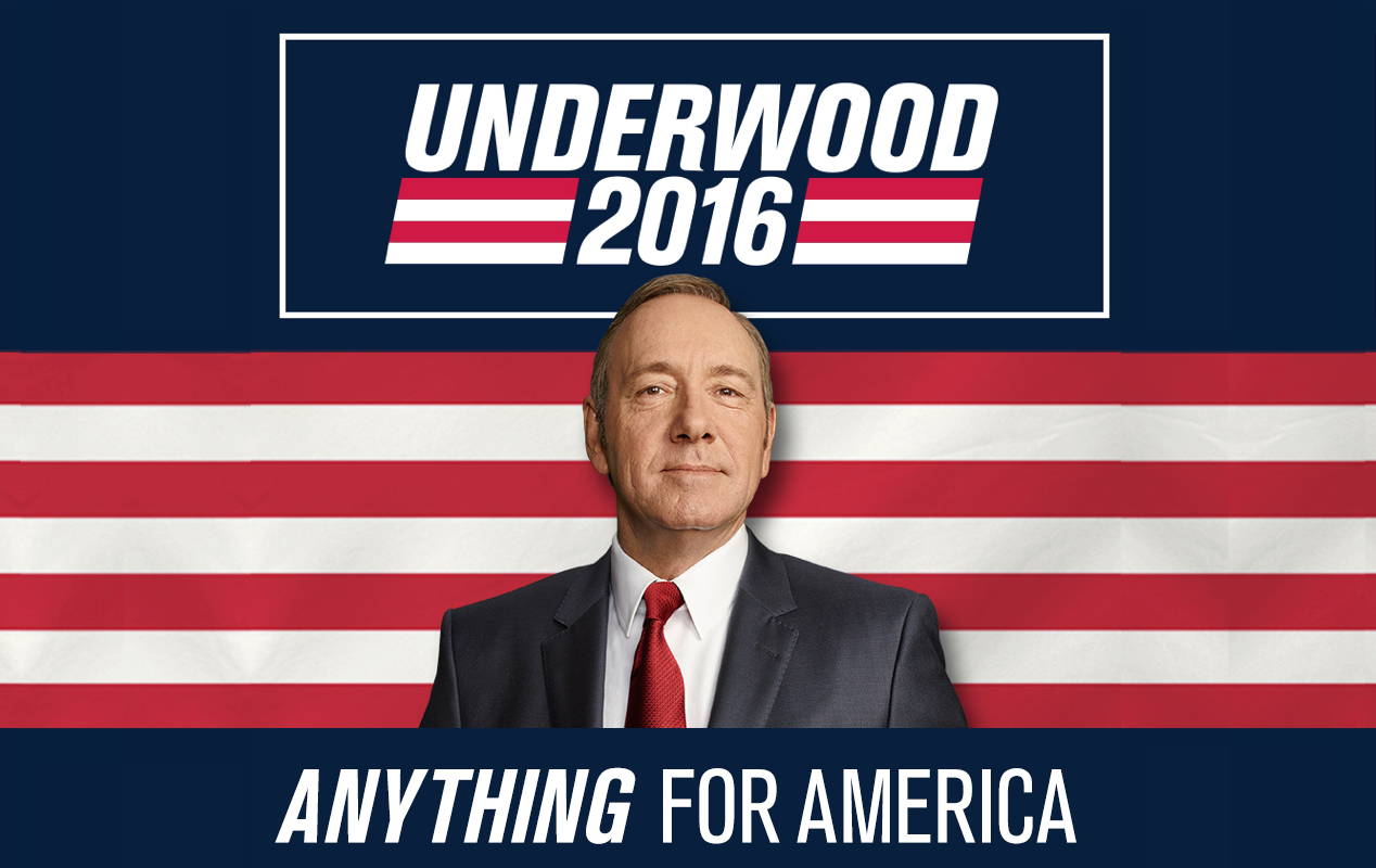 house of cards 4 serie streaming